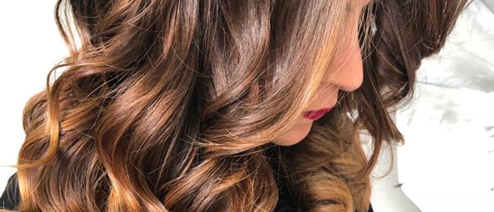 Schiarire capelli tinti rossi